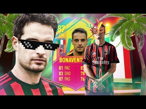 THIS CARD IS INSANE! 87 CARNIBALL BONAVENTURA PLAYER REVIEW! FIFA 19 Ultimate Team