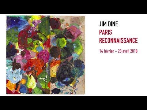 Teaser | Jim Dine | Exposition | Centre Pompidou