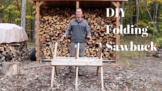 How To Build A Sawḃuck - The Best Way
