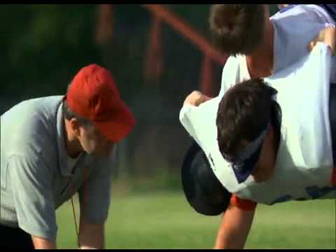 FACING THE GIANTS - Motivational Football Scene