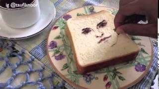 Baixar Have you ever tasted Emma Watson? ( @emwatson food painting by @nooraditama)