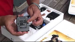 Sennheiser Funkmikrofon-Set