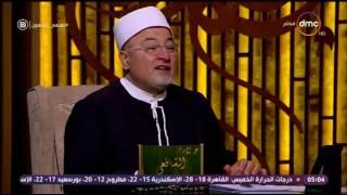 خالد الجندى: لا قداسة لأحد بعد النبى محمد