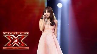 phone som - khanh linh kha linh  tap 2 vong tranh dau  the x factor - nhan to bi an 2016 ss 2