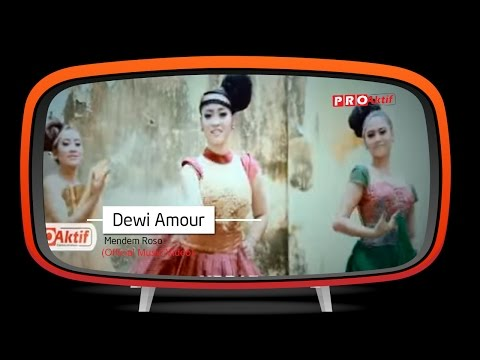 Dewi Amour - Mendem Roso (Official Music Video)