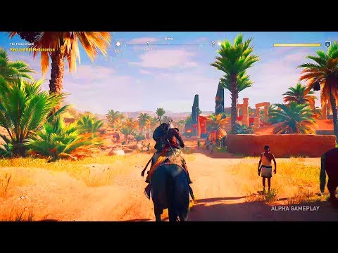 Thumbnail: ASSASSIN'S CREED Origins Gameplay (E3 2017)