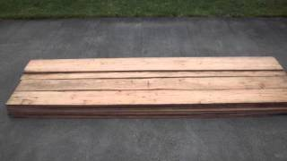 North Carolina Chestnut Reclaimed Wood For Sale