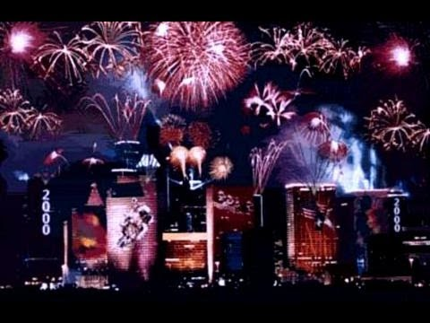 Power of Houston 1997 Laser / Fireworks show