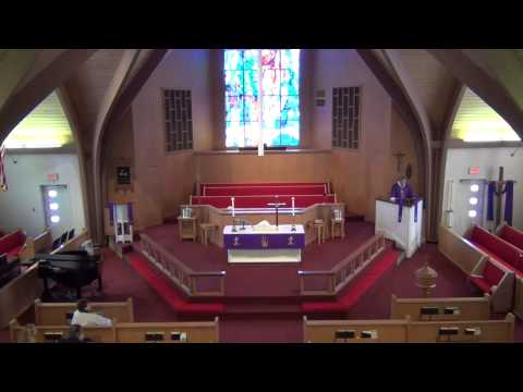 Grace Evangelical Lutheran Church, Traditional Service, March 1, 2015