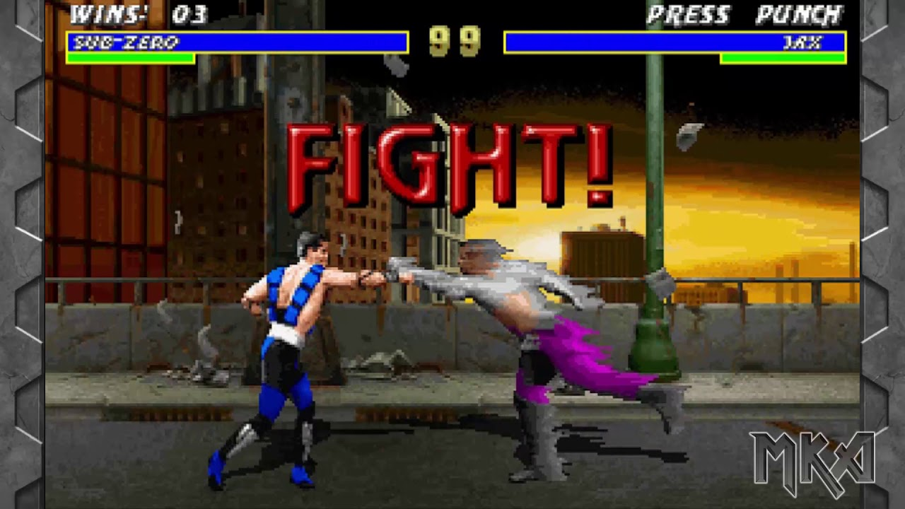 mortal kombat 3 game download
