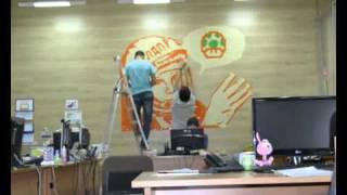 Очередное новогоднее оформление кабинета(, 2010-12-24T14:57:48.000Z)