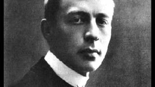 Chopin: Waltz in E-flat, Op. 18 (Sergey Rachmaninov, piano)