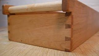 A Cabinetmaker's Toolchest Part Five: Making The Till (part A)