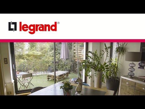 Chantier MyHOME Legrand : rénovation électrique en domotique dans ...