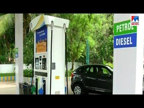 പെട്രോള് പമ്പില് മോഷണശ്രമം; തോക്കു ചൂണ്ടി ഭീഷണി | Kozhikode petrol pump robbery