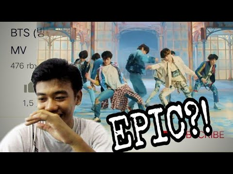 NOT FAKE!?!! BTS (방탄소년단) 'FAKE LOVE' (Reaction) | Indonesian Funny Army