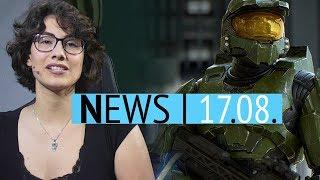Rechtsstreit zwischen Star Citizen und Crytek - Halo Infinite ist Halo 6 - News