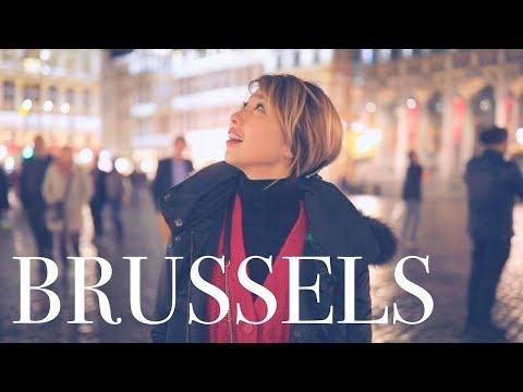 ベルギーの12時間☆ // A night in Brussels, Belgium!〔#646〕