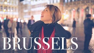 ベルギーの12時間☆ // A night in Brussels, Belgium!〔#646〕