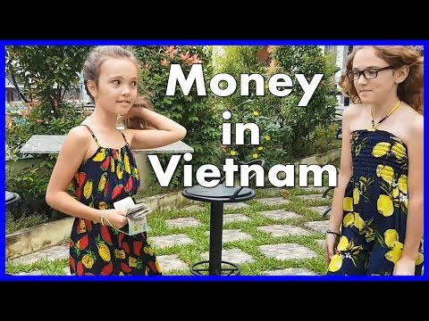 Money in Vietnam / What is the Dong Worth? + Fashion Show