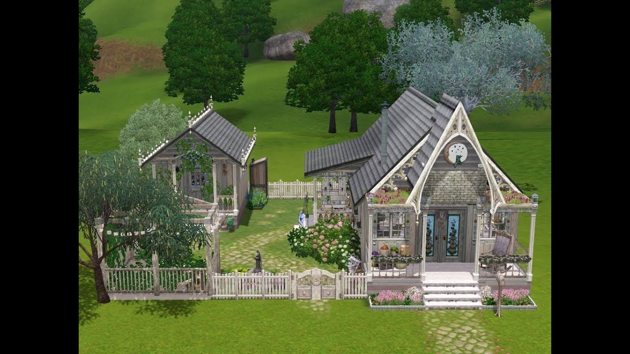 House Plans Sims Game