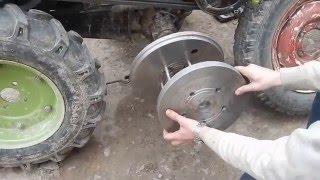 Колеса від автомобіля на мотоблок(, 2016-04-12T15:01:19.000Z)