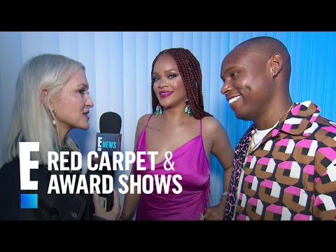 Exclusive: Rihanna Praises LVHM for Believing in Fenty Collection | E! Red Carpet & Award Shows Mp3