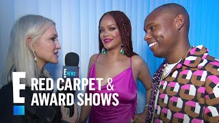 Exclusive: Rihanna Praises LVHM for Believing in Fenty Collection | E! Red Carpet & Award Shows