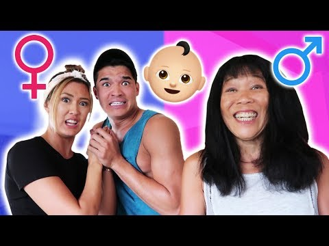 MOM WANTS US TO HAVE BABIES NOW!