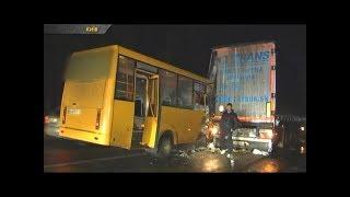 У Києві по дорозі до Ірпеня внаслідок ДТП помер пасажир маршрутки