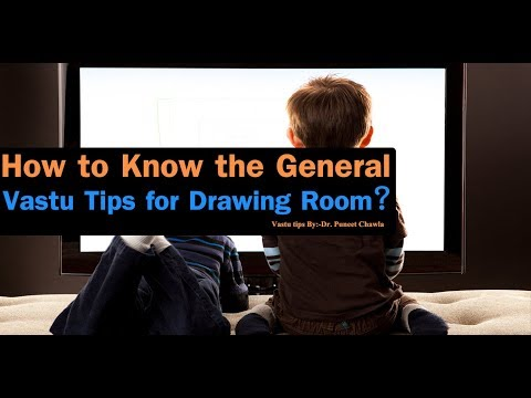 How to Know the General Vastu Tips for Drawing Room? (Part 1)