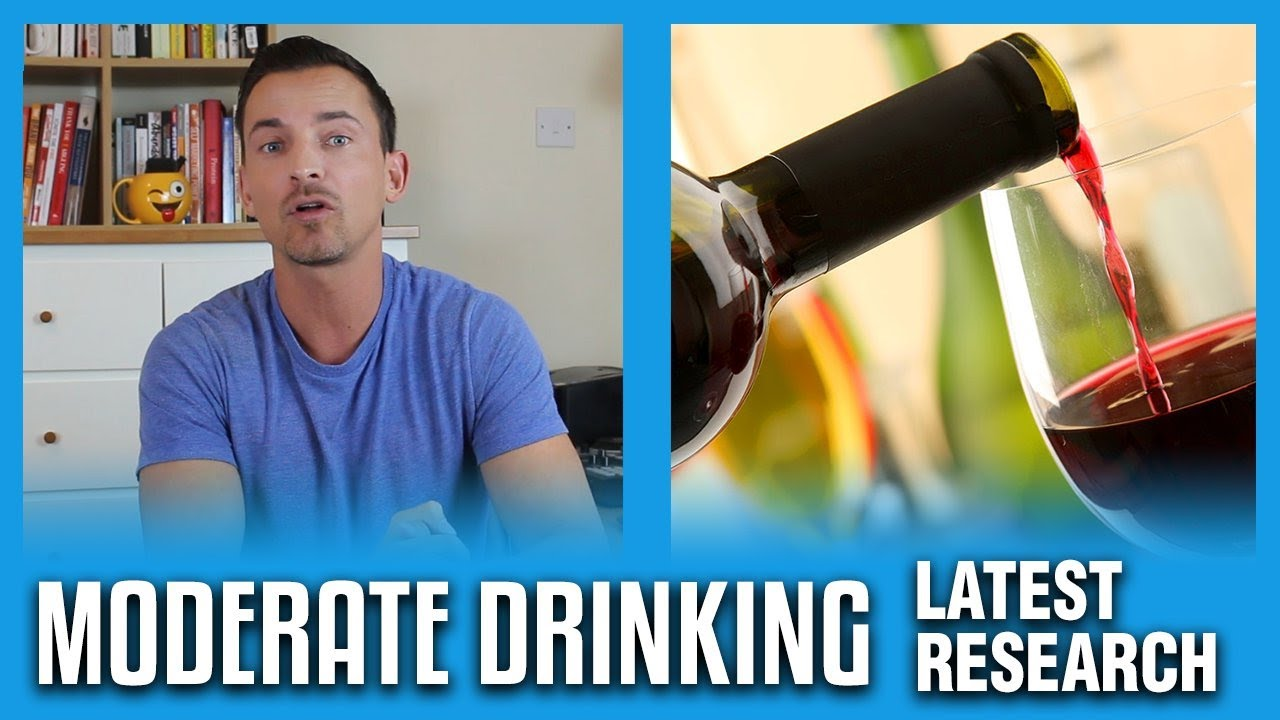 how to stop moderate drinking