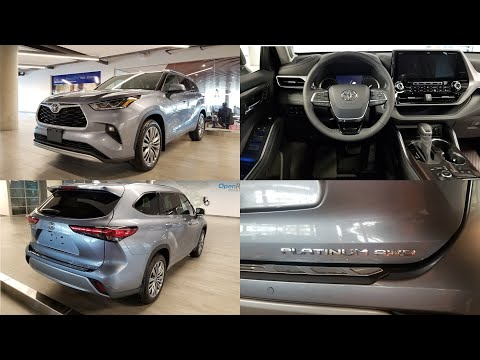 Toyota 2020 Highlander
