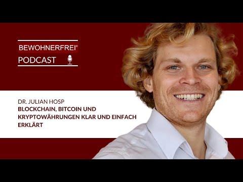 Kryptowährungen YouTube Hörbuch Trailer auf Deutsch