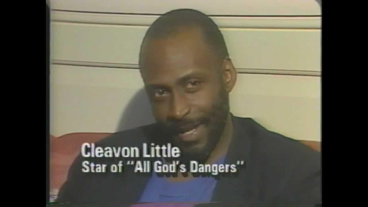 cleavon little biography
