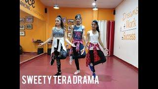 Sweety Tera Drama   Bareilly Ki Barfi  Choreography By Shalu  Kriti Sanon, Ayushmann Khurrana.
