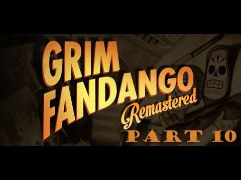 Grim Fandango Remastered walkthrough part 10.
