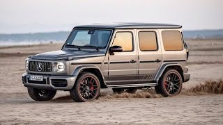 2021 Mercedes AMG G63! The king of off-road suvs! (walkaround review) g class.