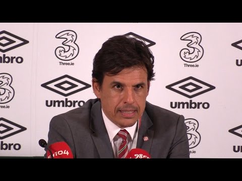 Republic of Ireland 0-0 Wales - Chris Coleman Full Post Match Press Conference