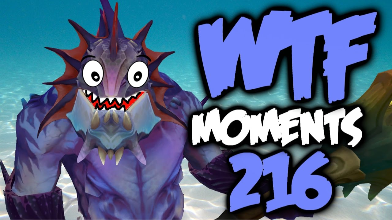 Dota 2 WTF Moments 216