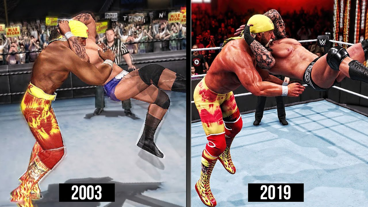 WWE 2K20 The Evolution Of RKO! (WWE Games)