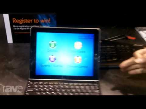 CEDIA 2013: EATON Demos ASPIRE RF Wireless Control System
