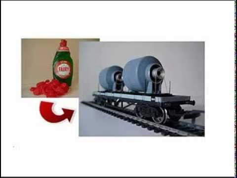 Modelling Railway Toy Train Scenery-Unlimited Planning For Realizing How to make model train scenery from household items