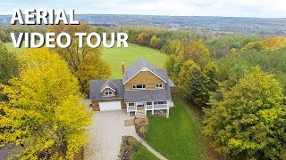 Oro Medonte Real Estate: Barrie Aerial Video Tour 1155