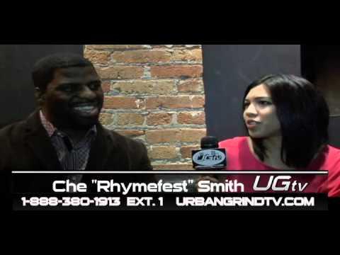 Rhymefest Interview with Jen De Leon on UGTV