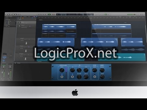Logic Pro X Import mp3 and file management