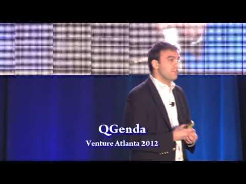 QGenda - Venture Atlanta 2012