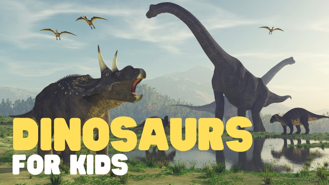 Dinosaurs for Kids   Learn about Dinosaur History [ 720 x 1280 Pixel ]