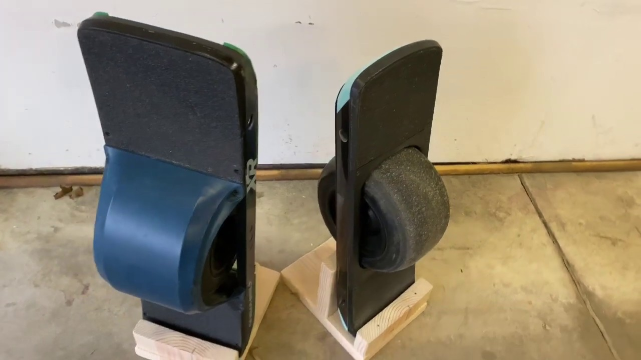 Onewheel Stand For XR and Pint Made From 100/% Recycled Materials By DMNY
