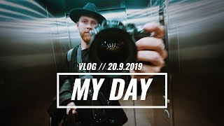 Day With a Magician // MY DAY 20.9.2019